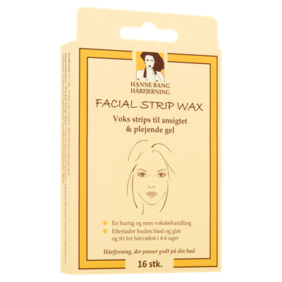 Facial Strip Wax