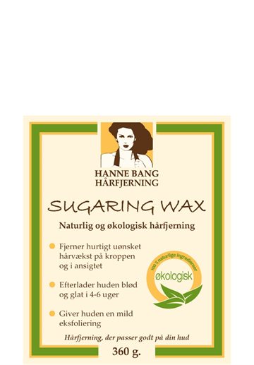 Sugaring Wax